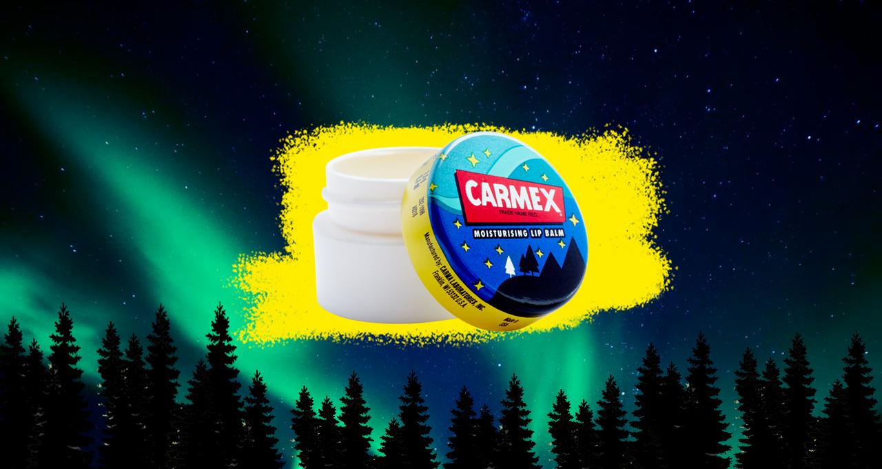 NYHET! Carmex Norrsken- Limited Edition!